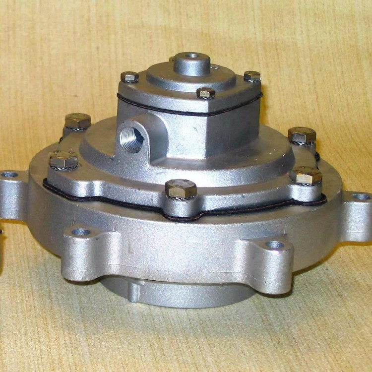 淹没式电磁脉冲阀 高速喷吹DMF-Y-76S-1.5寸防爆电磁脉冲阀 锐驰朗制造