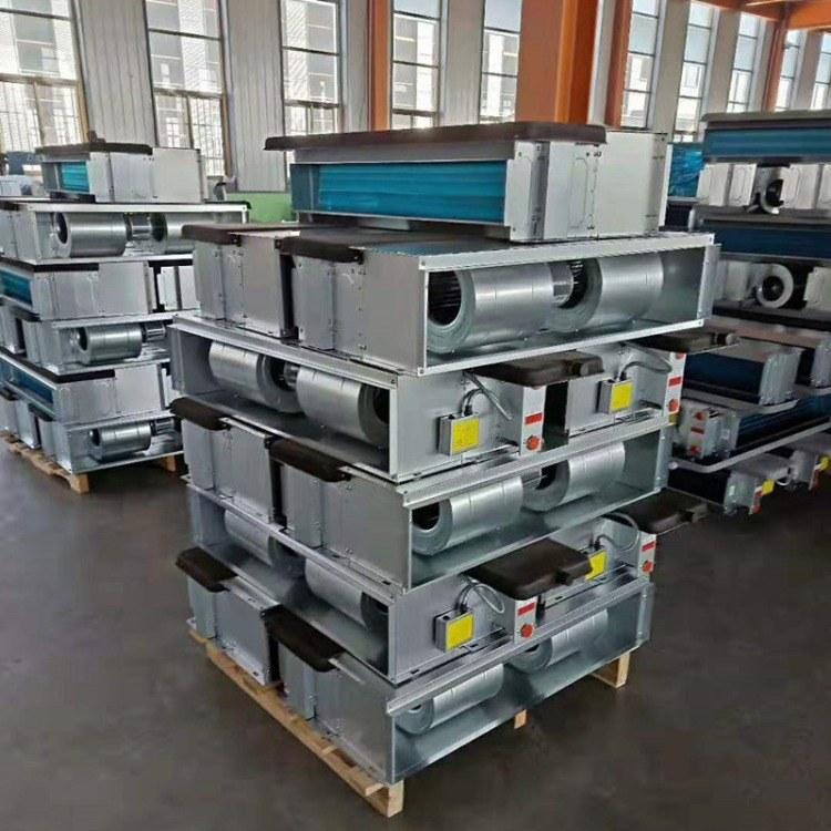 供应安徽地区 风机盘管 卧式暗装风机盘管 中央空调风机盘管水空调冷暖风机盘管