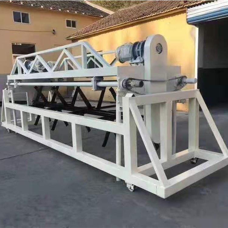 晨晖机械现货供应翻耙机  粪便翻耙机  发酵床自动一体翻耙机  厂家直销