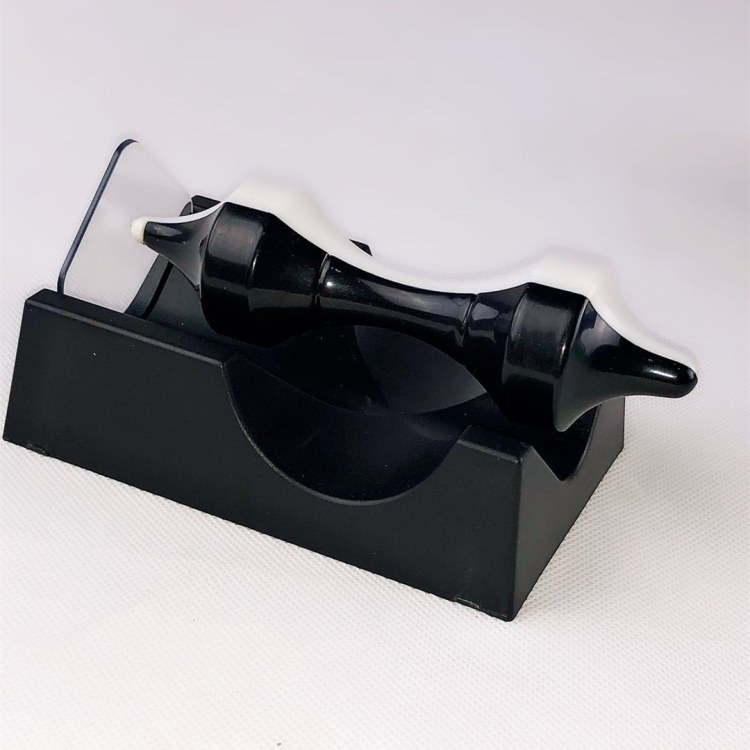 教学器材厂家意涵24026黑白磁悬浮演示器 磁悬浮列车原理仪器 初高中物理实验器材教学仪器