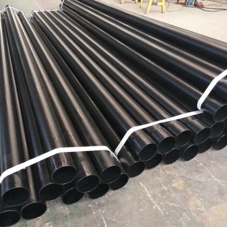大口径涂塑钢管 高压复合穿线管 内外涂塑钢管 报价