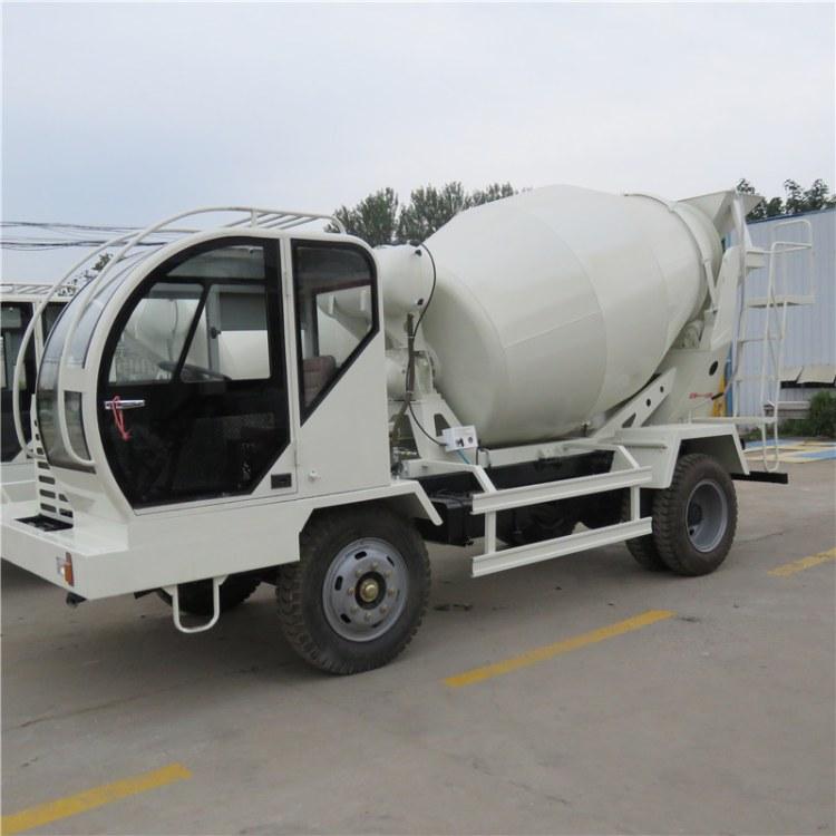 济宁宇通混凝土罐车 1-20方四驱搅拌车 工地施工用搅拌罐车