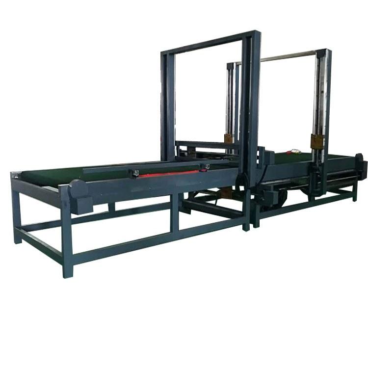 销售水泥发泡切割机 二维瓦楞纸造型切割锯 大城元令机械