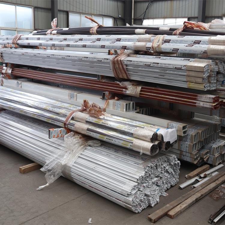工业铝材流水线铝材 开模定制多种表面处理CNC深加工 质量可靠