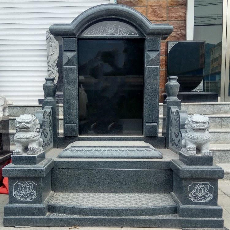 曲阳雕刻。汉白玉墓碑。花岗岩碑。狮子。永宏。20-1800厘米