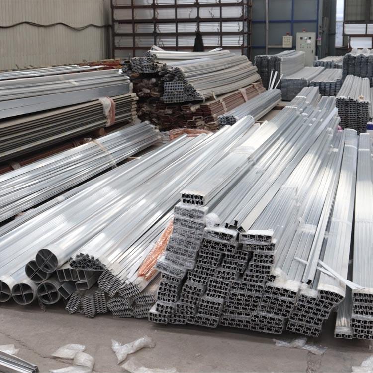 供应黑板配件铝合金塑料 铝材工业铝材厂家 质量可靠