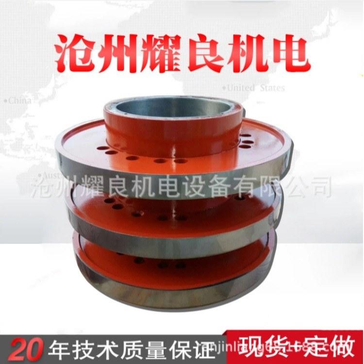 耀良机电 五环集电环 导电环 滑环 导电滑环电机集电环 高压电机  集电环