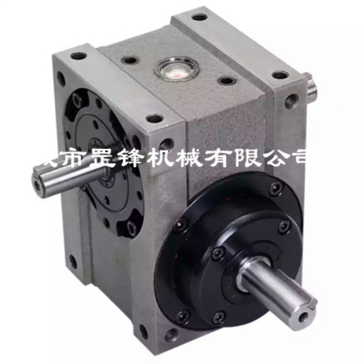 山东凸轮分割器生产厂家 罡锋80ds分度箱选型手册