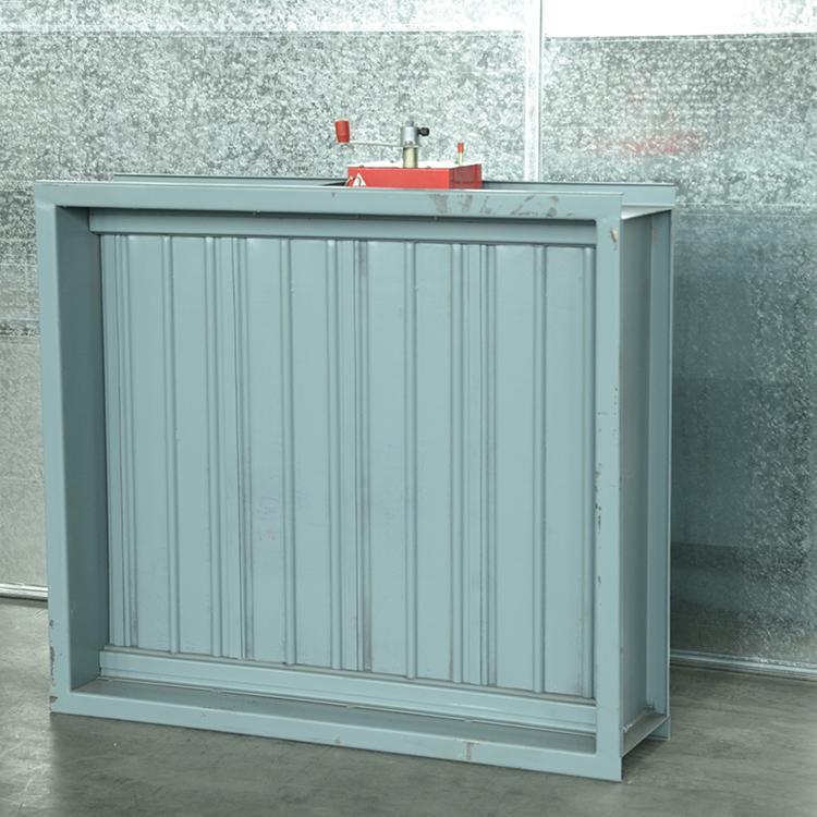 新睿直销 消防板式排烟阀 280℃防火阀 排烟防火阀 专业生产