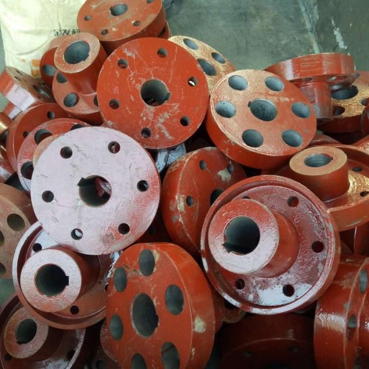 铸钢对轮,十字盘铸钢对轮,靠背销对轮,六角垫对轮,三爪对轮