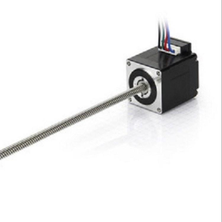 直销滚珠丝杠电机价格优惠 原装进口丝杆闭环步进电机 欢迎咨询购买