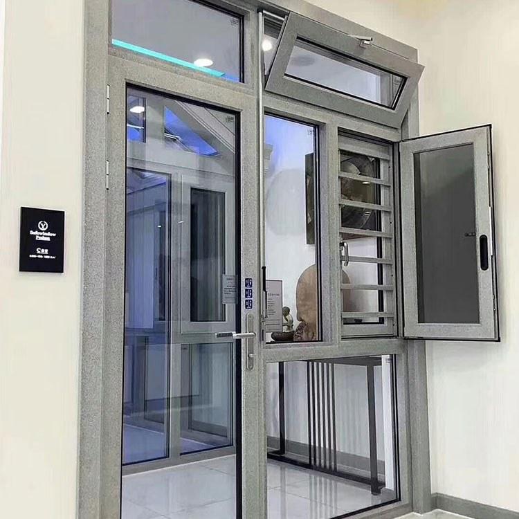 四川铝合金门窗一平米价格咨询 威宇供应商铝合金门窗定制品牌排行榜前十供应商直供