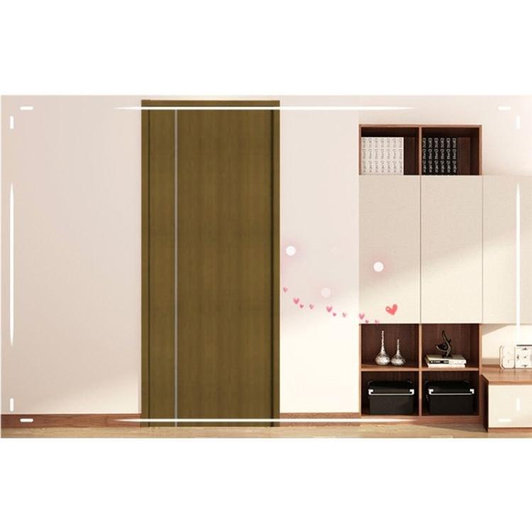 生产供应强化复合实木烤漆门 白色橡木烤漆门 现代别墅实木烤漆门