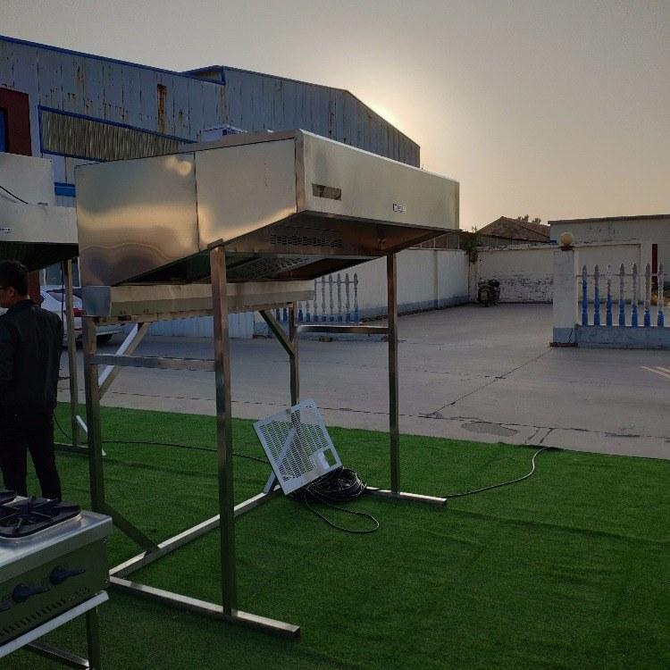 科尼 2.2米款静电式武汉商用油烟净化一体机 油烟净化器 环保包过 厂家直销