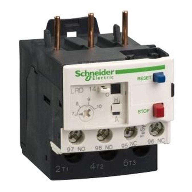 施耐德 TeSys D Everlink系列热继电器型号齐全 型号LRD350C