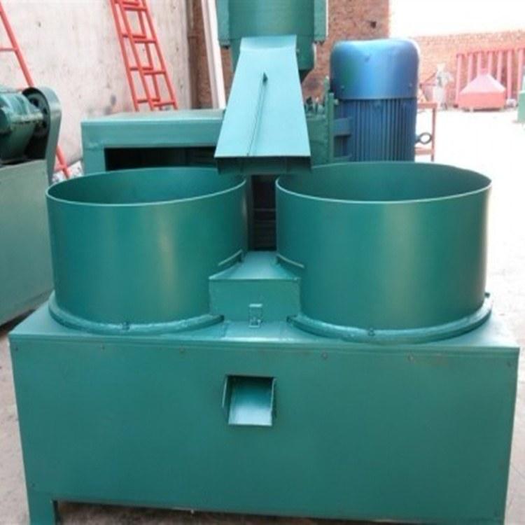 新型有机肥专用造粒机_有机肥设备 生产线_湘弘机械 成套肥料加工设备生产厂家