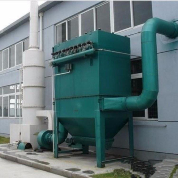 锐驰朗 布袋除尘器 厂家除尘系统 除尘器 脉冲除尘器 PPC32-6气箱式脉冲除尘器 袋式脉冲除尘器