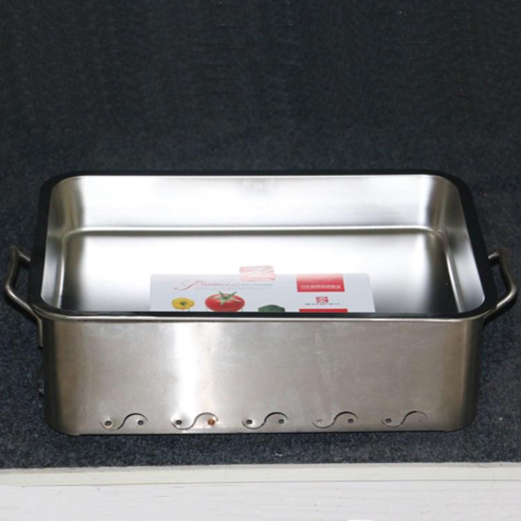 长期供应分体式烤鱼炉 35*50 支持定制 规格齐全