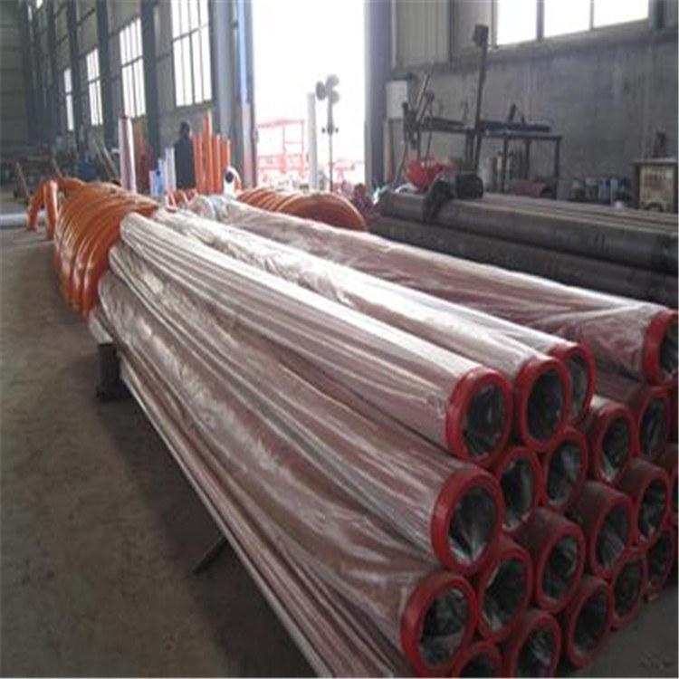 泽峰专业生产 混凝土输送配件 3米125高压泵管 砼泵布料机 厂家直销