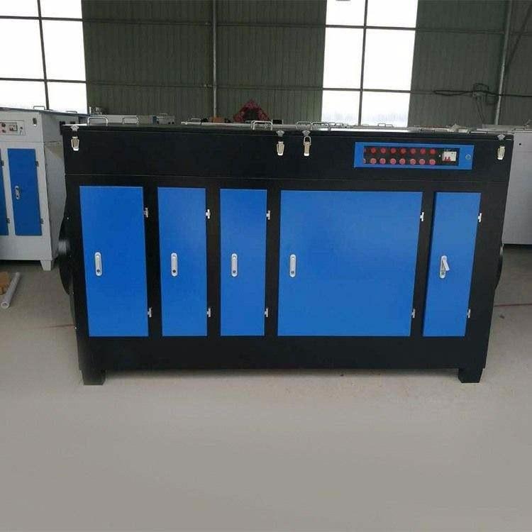 喷漆房光氧净化催化设备 UV光氧一体机废气处理设备-河北供应商