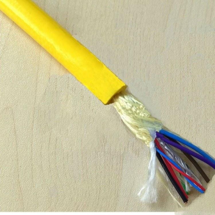 上海环助供应 水下机器人聚氨酯漂浮电缆 水下电缆 专业生产质量保障