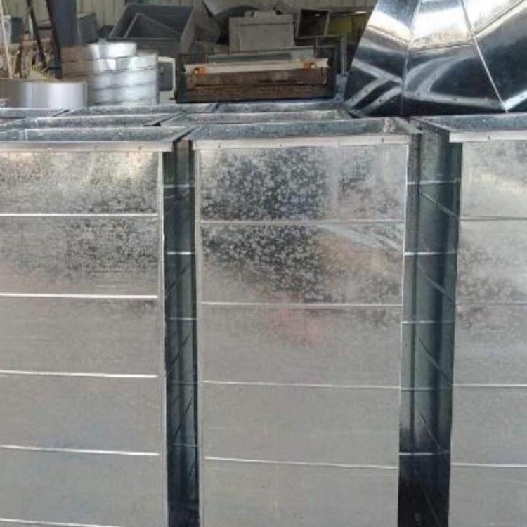 供应甘肃景泰空调通风管和那曲耐高温通风管厂家