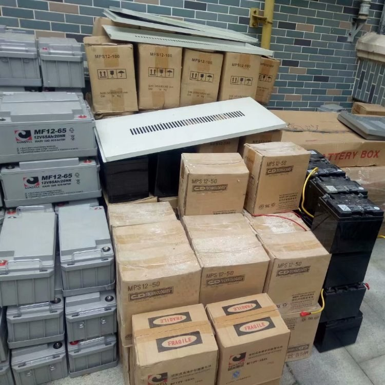 UPS电源电池回收 广州大量常年回收废旧蓄电池