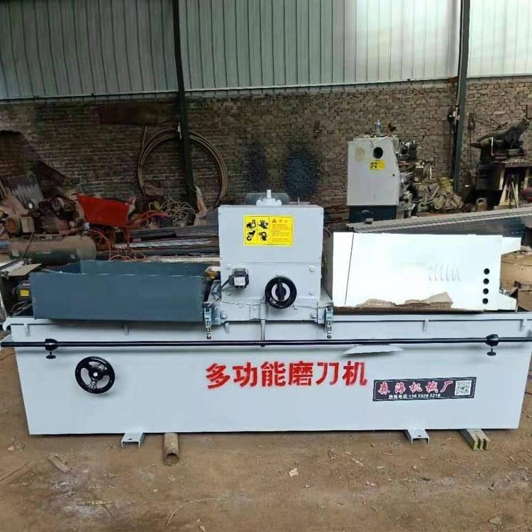 厂家直销全自动变频调速数控电磁吸盘旋切机用磨刀机 现货供应