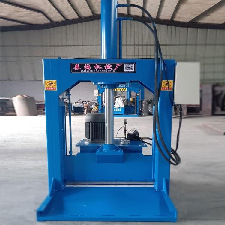 供应优质 液压切胶机 橡胶切料机 大吨位立式橡胶切胶机