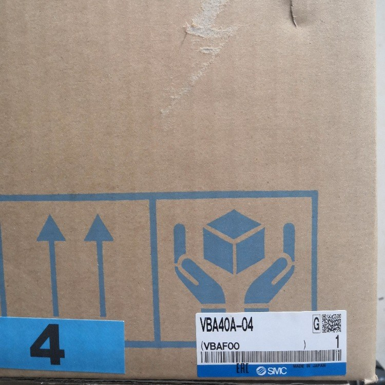 特价 全新原装SMC增压阀VBA40A-04