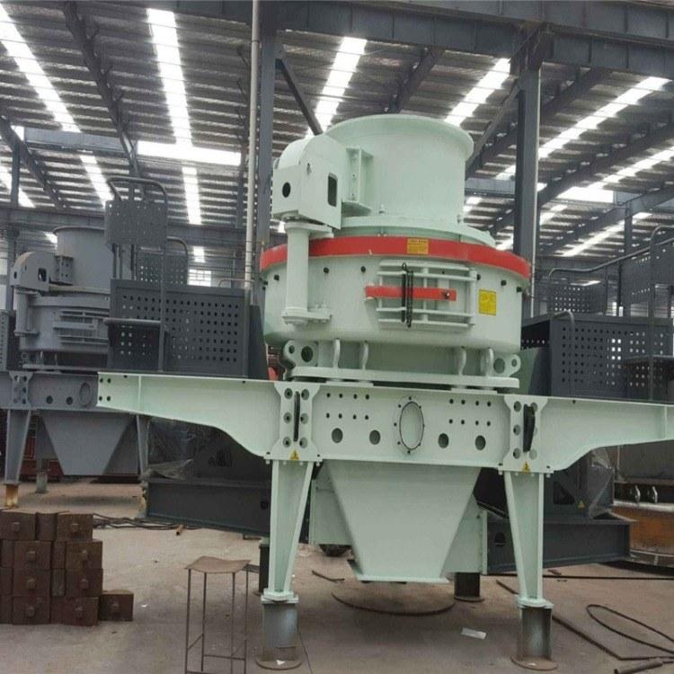 立式冲击破碎机 时产200吨移动制砂机 大型石子破碎机
