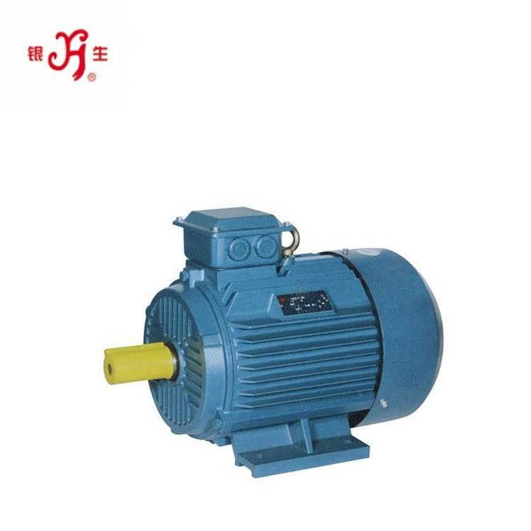 厂家直销Y系列三相异步电动机 三相异步电动机 淄博银生供应