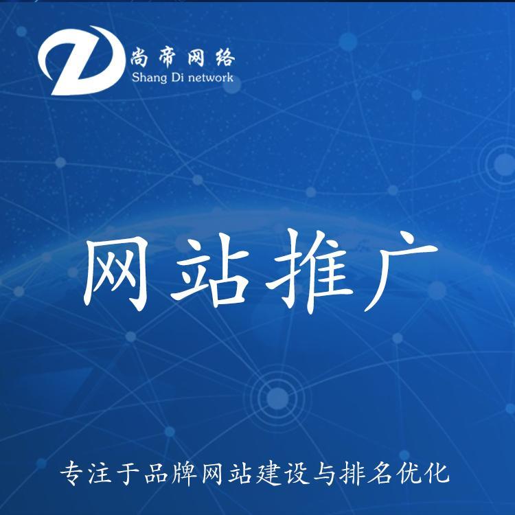 营销型网站建设 如何做网站推广 尚帝网络