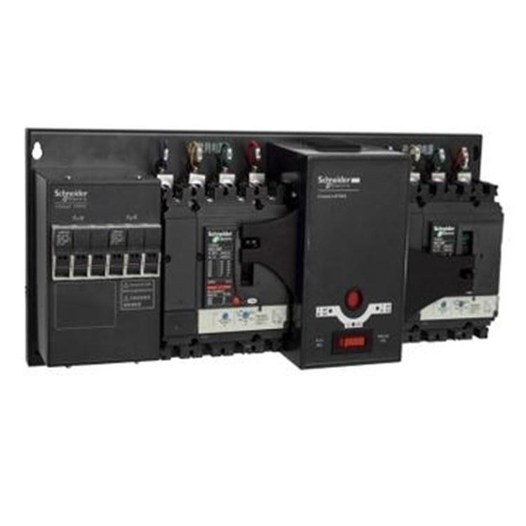 施耐德电气 施耐德开关 双电源手动转换开关;WATSNM-32 4P PC iINT
