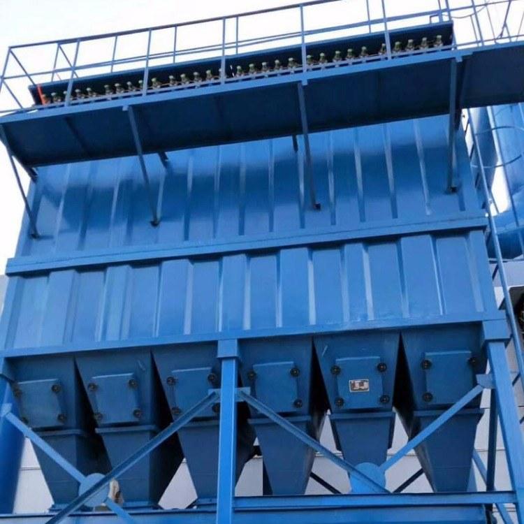 气箱式脉冲除尘器 反吹风布袋粉尘处理 DMC单机布袋除尘器