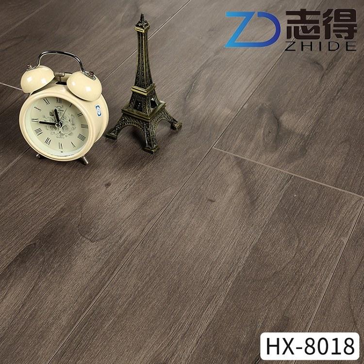 志得工程地板适用酒店工程装修大型公共环境厂家质保耐用5年以上多层实木地板
