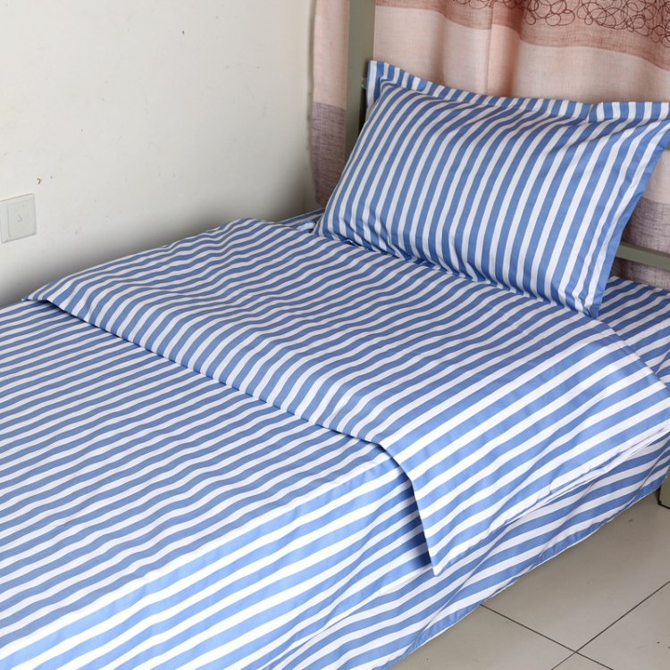 豫鑫舒洁床上用品三件套 宾馆床上用品求购