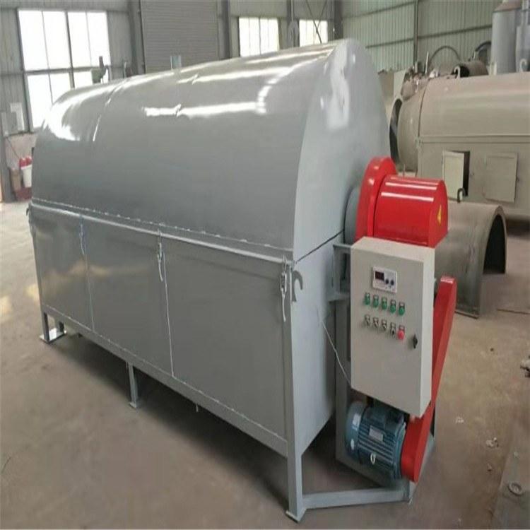 燃煤鸡粪烘干机 泔水潲水烘干机 有机肥滚筒干燥机厂家