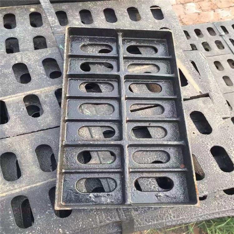 球墨铸铁雨水篦子 雨水篦子 铸铁井盖