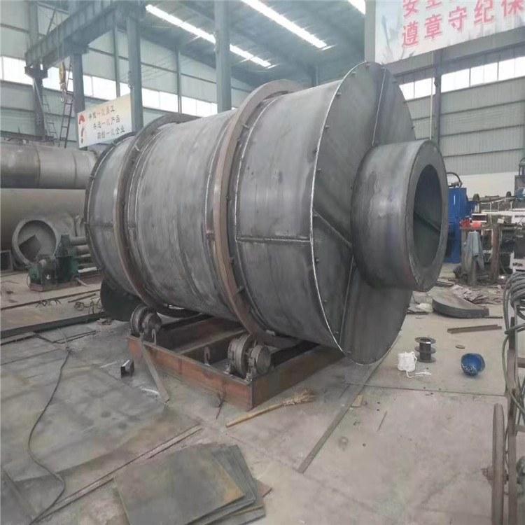 厂家直销大型滚筒式河沙烘干机 钢渣烘干机 污泥干燥机