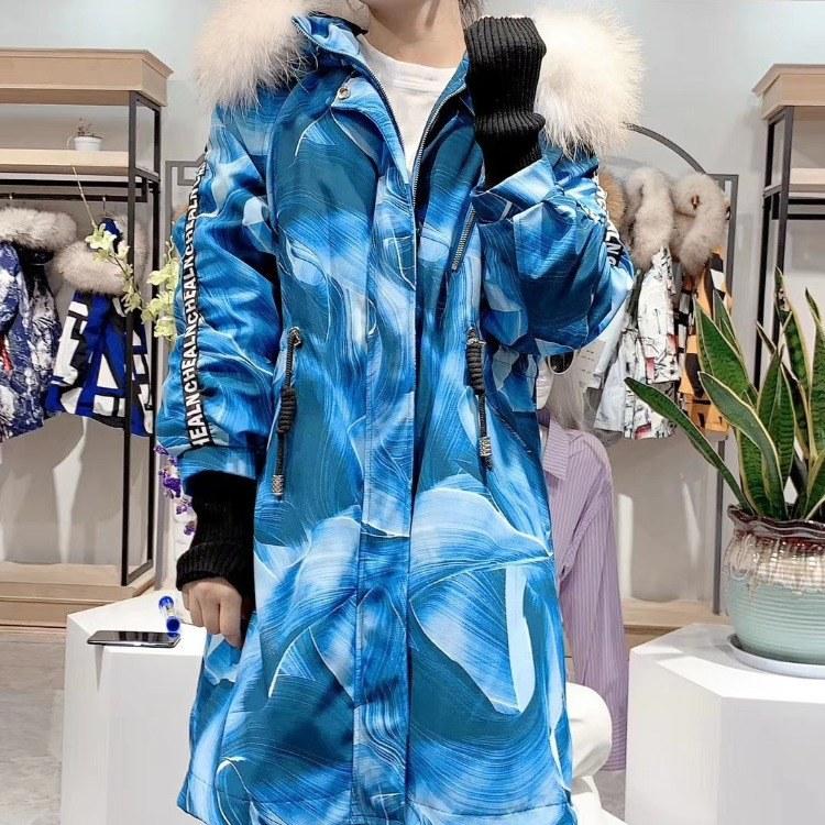 派克服冬季新款品牌系列折扣女装 尾货女装 品牌折扣 批发
