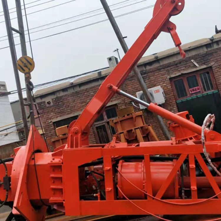 兴达矿山厂家现货出售 中心回转抓岩机 抓岩效率高速度快