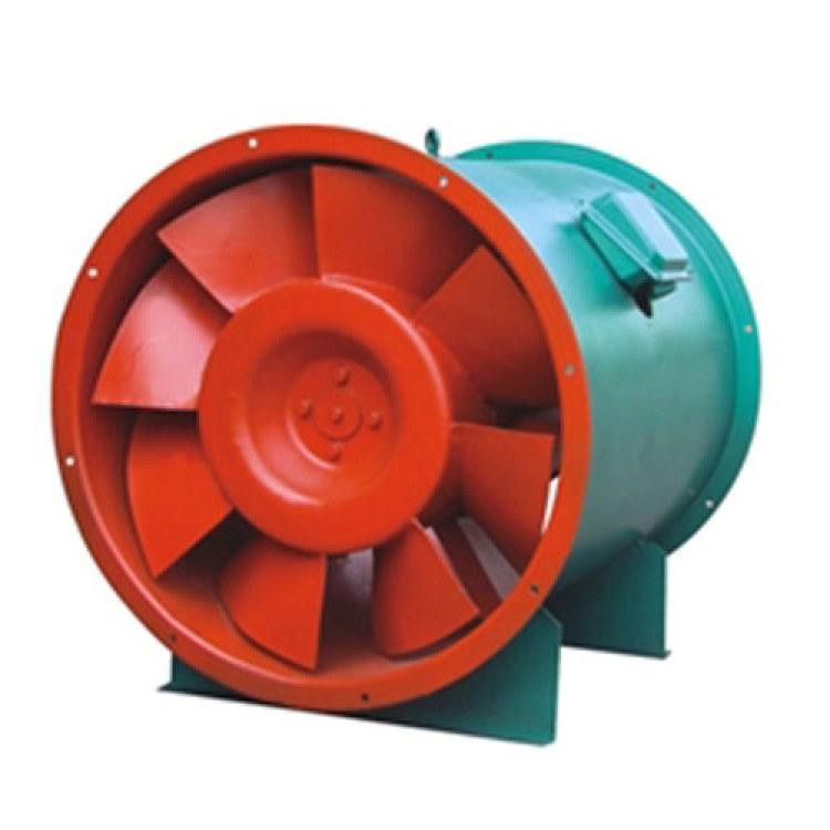 工業軸流式排煙通風換氣機  廠家直銷 消防高溫低噪音排煙風機