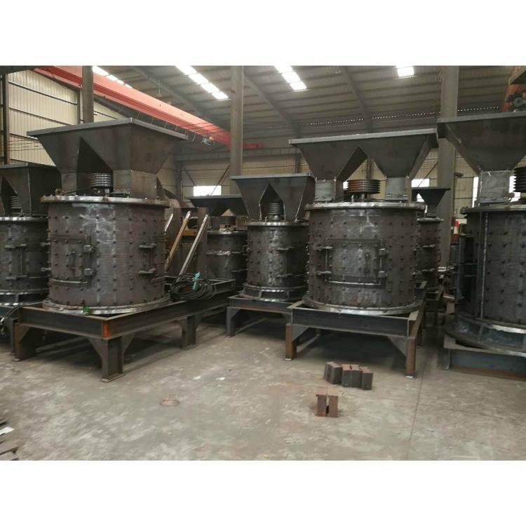三煜重工供应 清远小型河卵石制砂机 高产高效