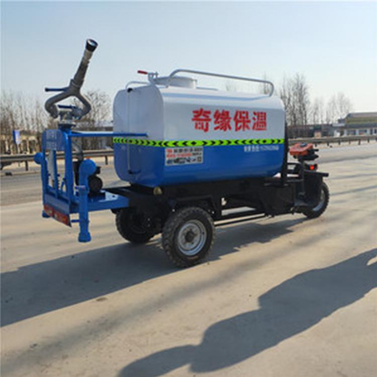 新能源三轮电动洒水车厂家现车发货 价格低三轮电动洒水车