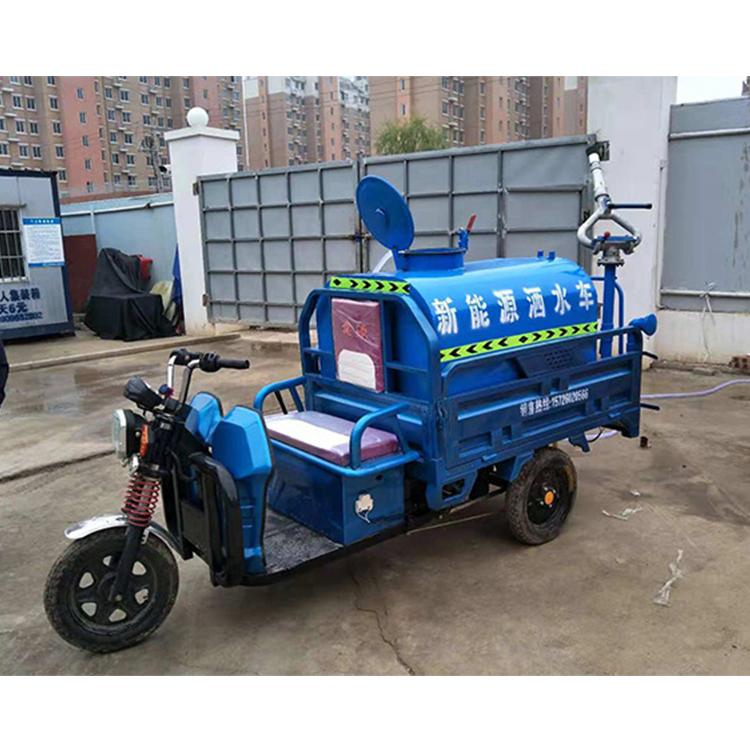 三轮洒水车现车发货 价格低电动洒水车水泵