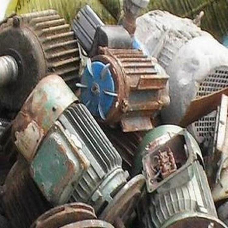 杭州报废电动机发电机配电柜专业回收,快速拆解