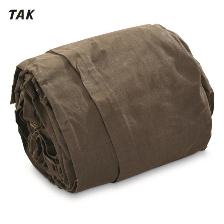 海宁现货供应0.5毫米迷彩篷布 PVC篷布 迷彩刀刮布夹网布