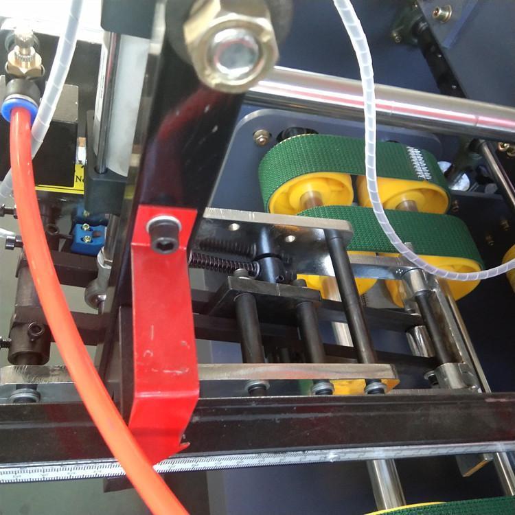全自动钉箱机 半自动粘箱机 纸箱机械泽旭机械