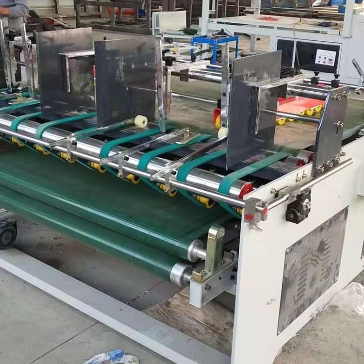 高速钉箱机 全自动粘箱机 专业生产